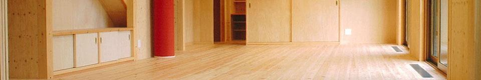 【Works10】2.5世帯大きな木の家
