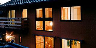 【Works 4-2】陽光がさしこむ家