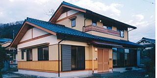 【Works 4-3】続き和室の家