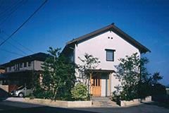 【Works 6-3】南向きの家